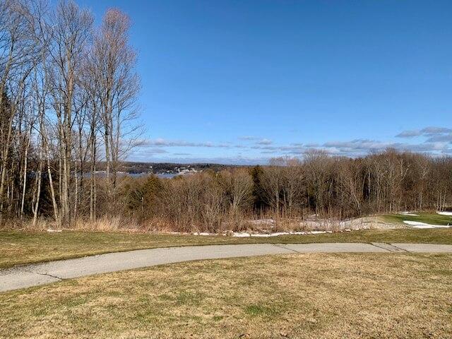 Peninsula Park Golf Course overlooks beautiful Ephraim and Eagle Harbor.