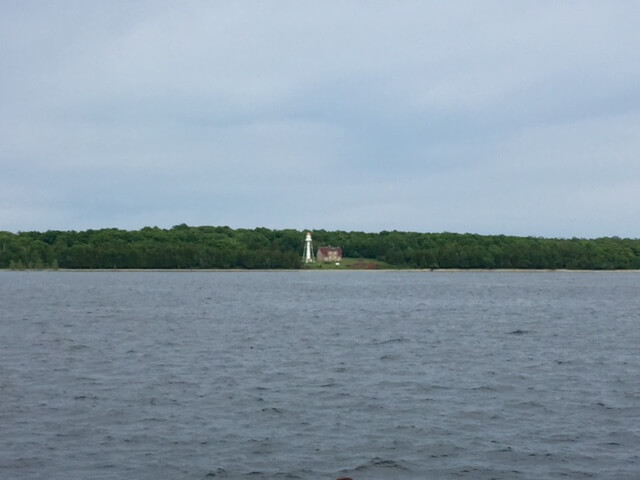 Plum Island lighthouse