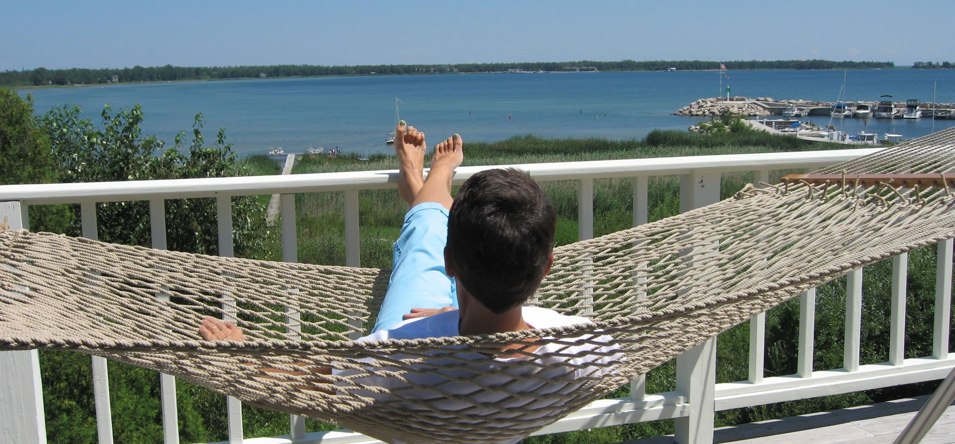 Blacksmith Inn on the Shore: Bed and Breakfast in Door County